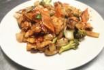 Sichuan Hühnerfleisch  F